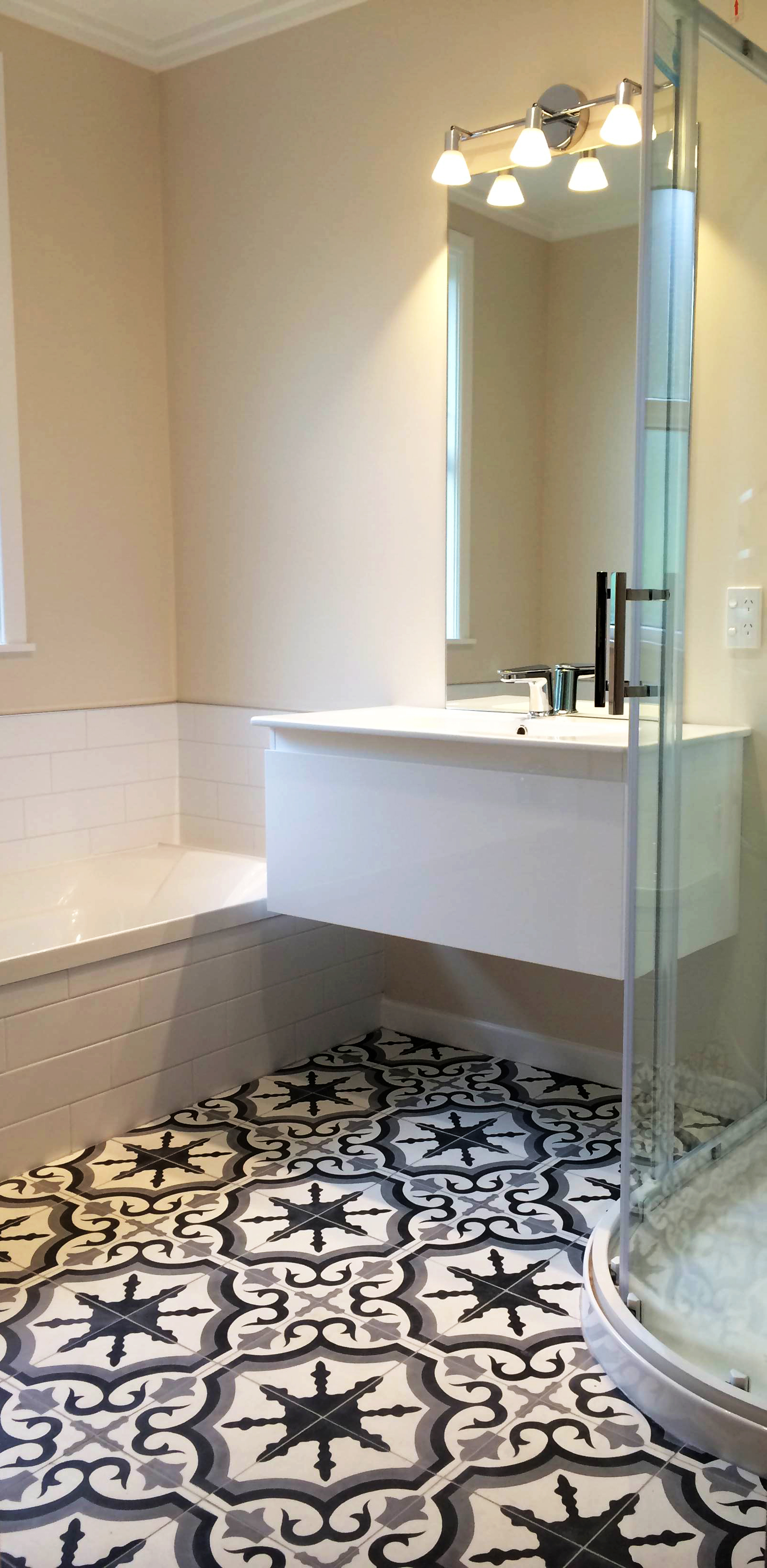MOABELL Bathroom renovation in Whanganui