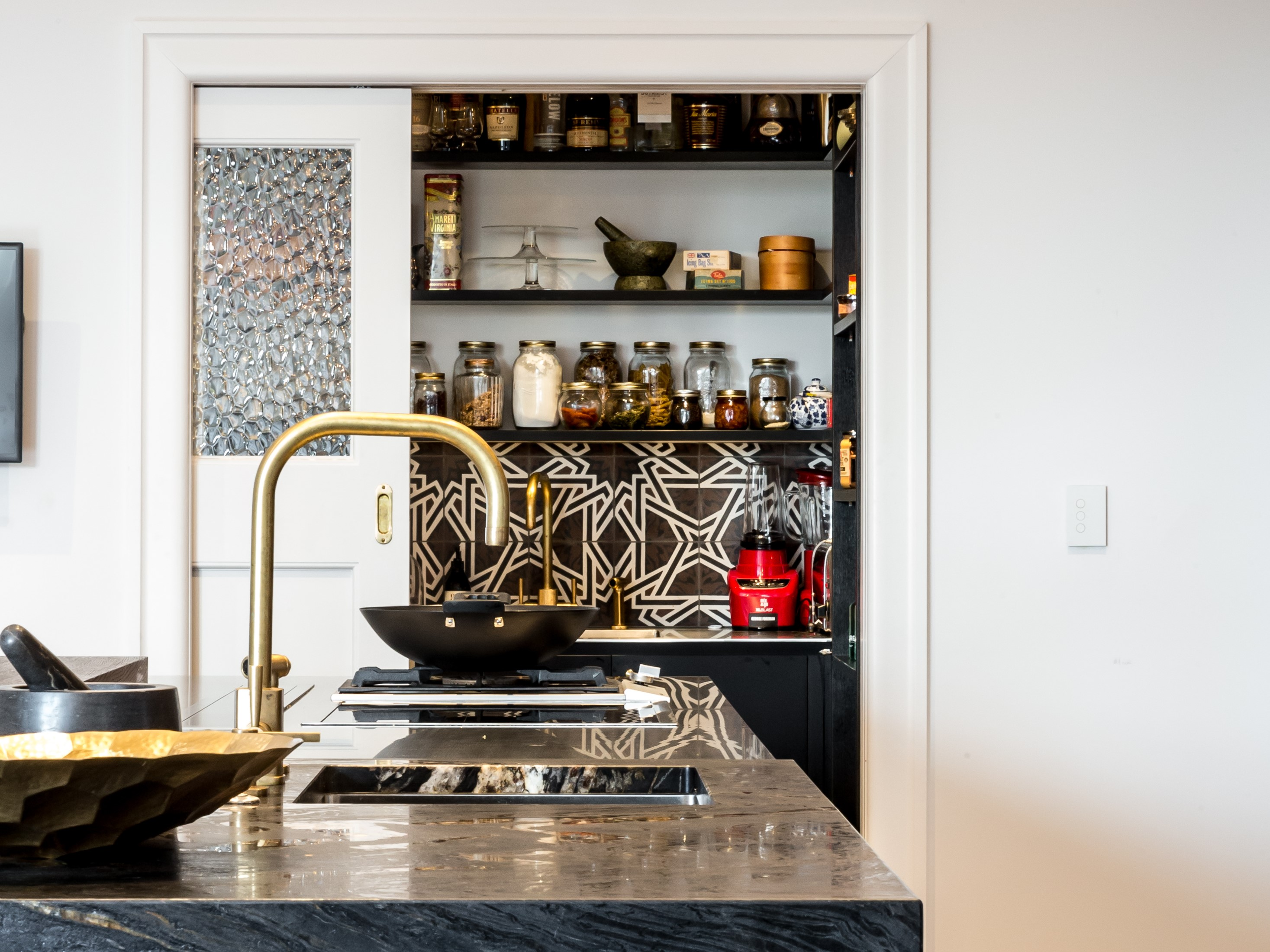 MOABELL DESIGN Kitchen Splashback