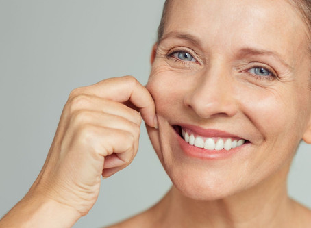 Antioksidantai senėjimo procesams lėtinti