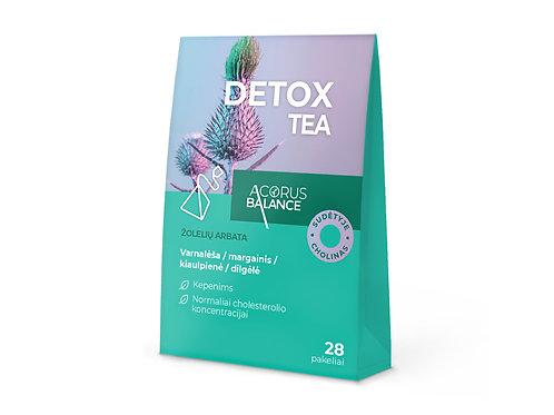 DETOX TEA, arbata, 28 vnt.