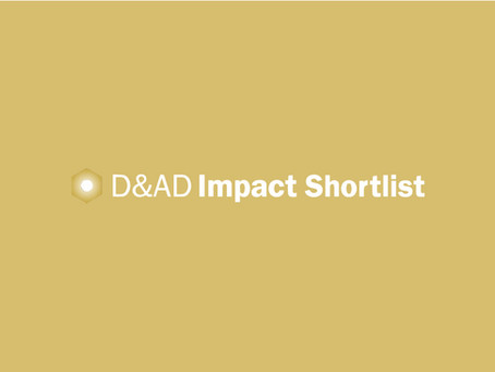 New York bound: D&AD Impact Shortlist & business academy