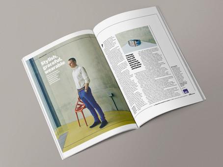 The Guardian covers Grace following health-tech win