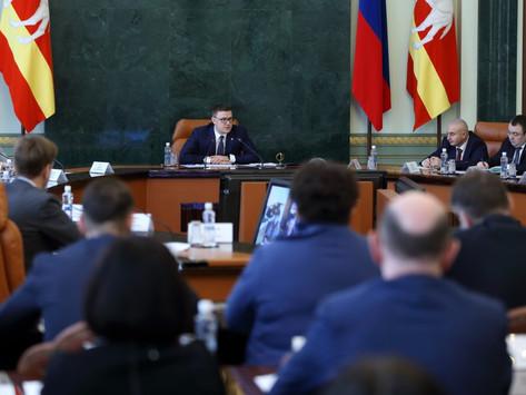 Алексей Текслер: В Челябинской области вводится режим повышенной готовности
