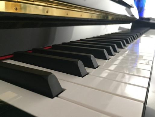 Новое пианино для юных музыкантов Кунашака