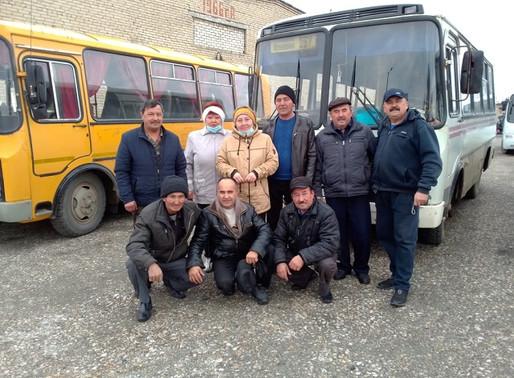 Для коллектива МУП «КунашакСпецТранс» День автомобилиста – это профессиональный праздник