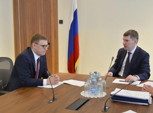 Алексей Текслер встретился с избранными депутатами Заксобрания Челябинской области