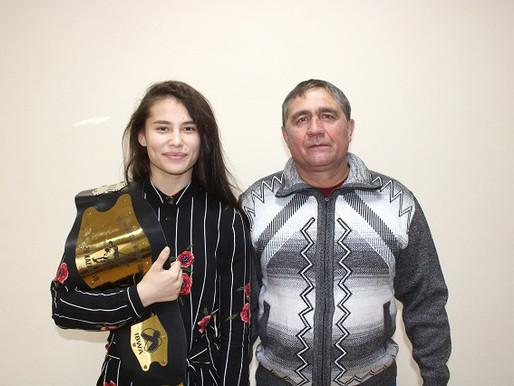 Министерство спорта РФ присвоило звание мастера спорта международного класса Дине Гизатуллиной