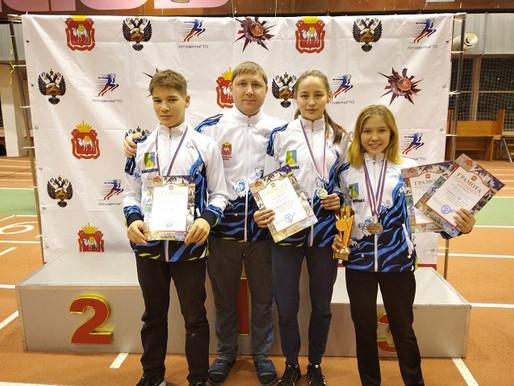 Наши юные многоборцы – вновь в призерах