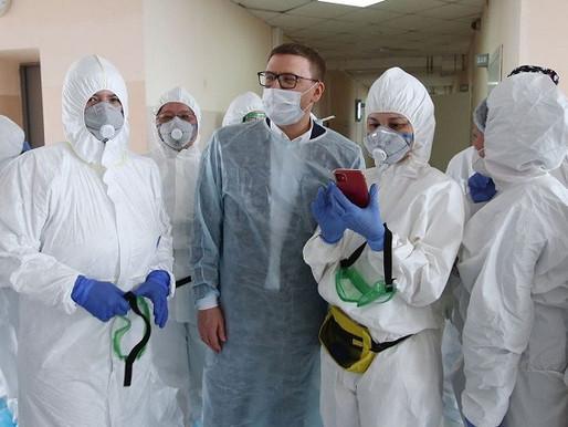 Алексей Текслер рассказал о дополнительных мерах  поддержки южноуральских врачей
