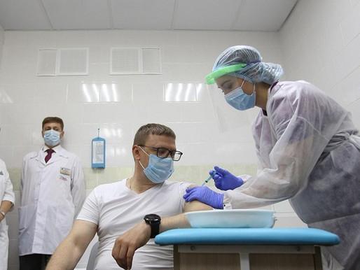 В Челябинской области стартовала прививочная кампания от гриппа