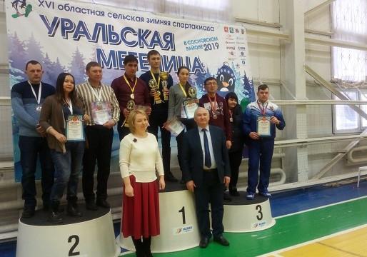 На стартах «Уральской метелицы»