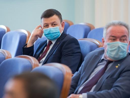 Губернатор Алексей Текслер провел встречу с избранными главами муниципальных образований