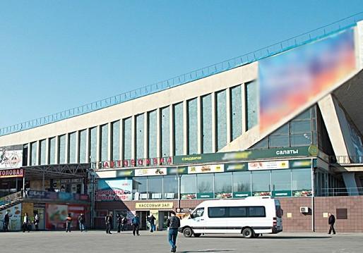 В Челябинске закроют автовокзал у дворца спорта «Юность»