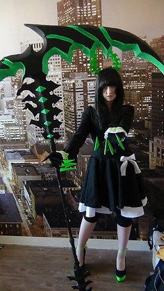 Cosplay 21:リーザ  『ブラック☆ロックシューター』 デッドマスター