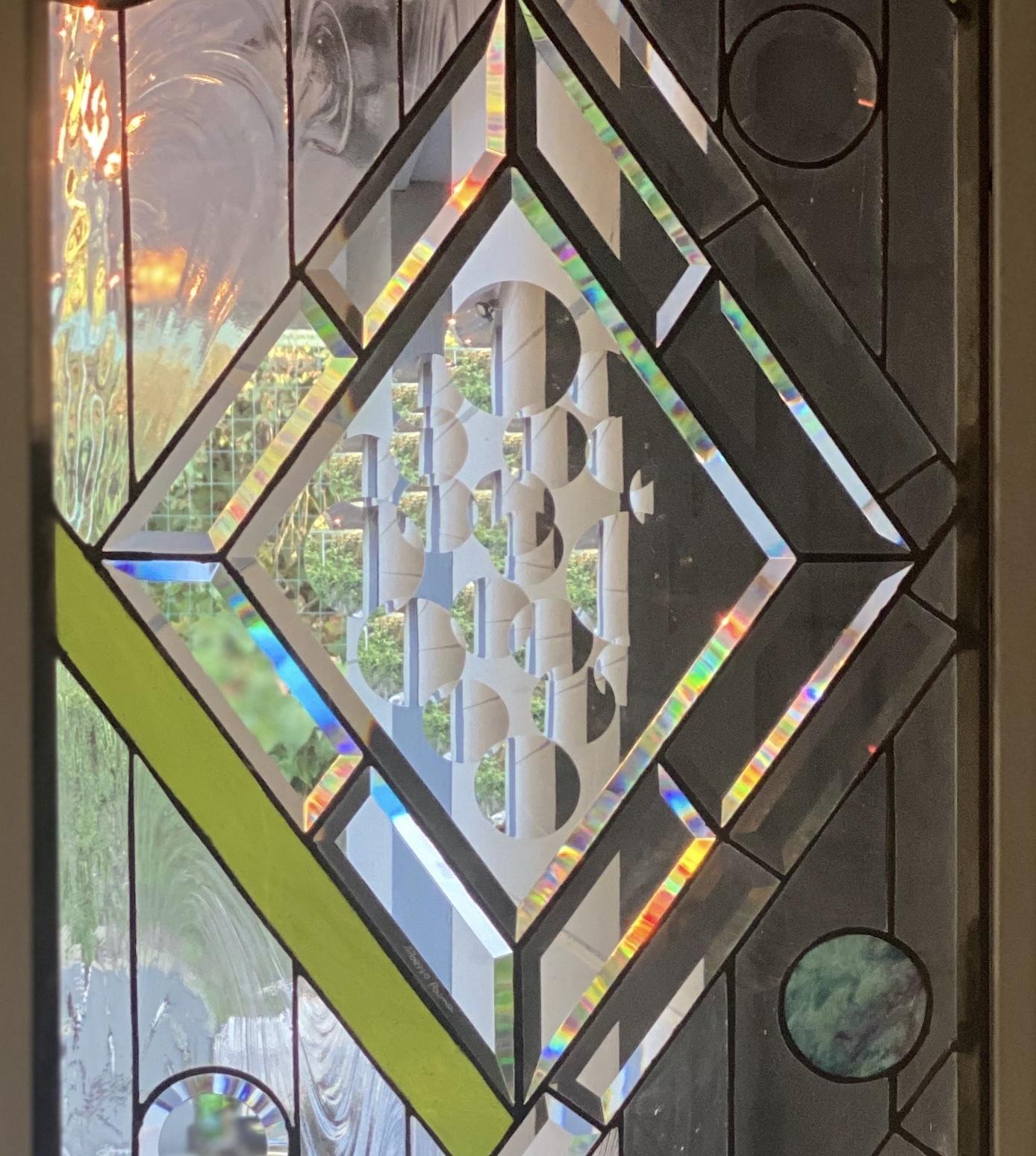 Sausalito reflections (Close-up)