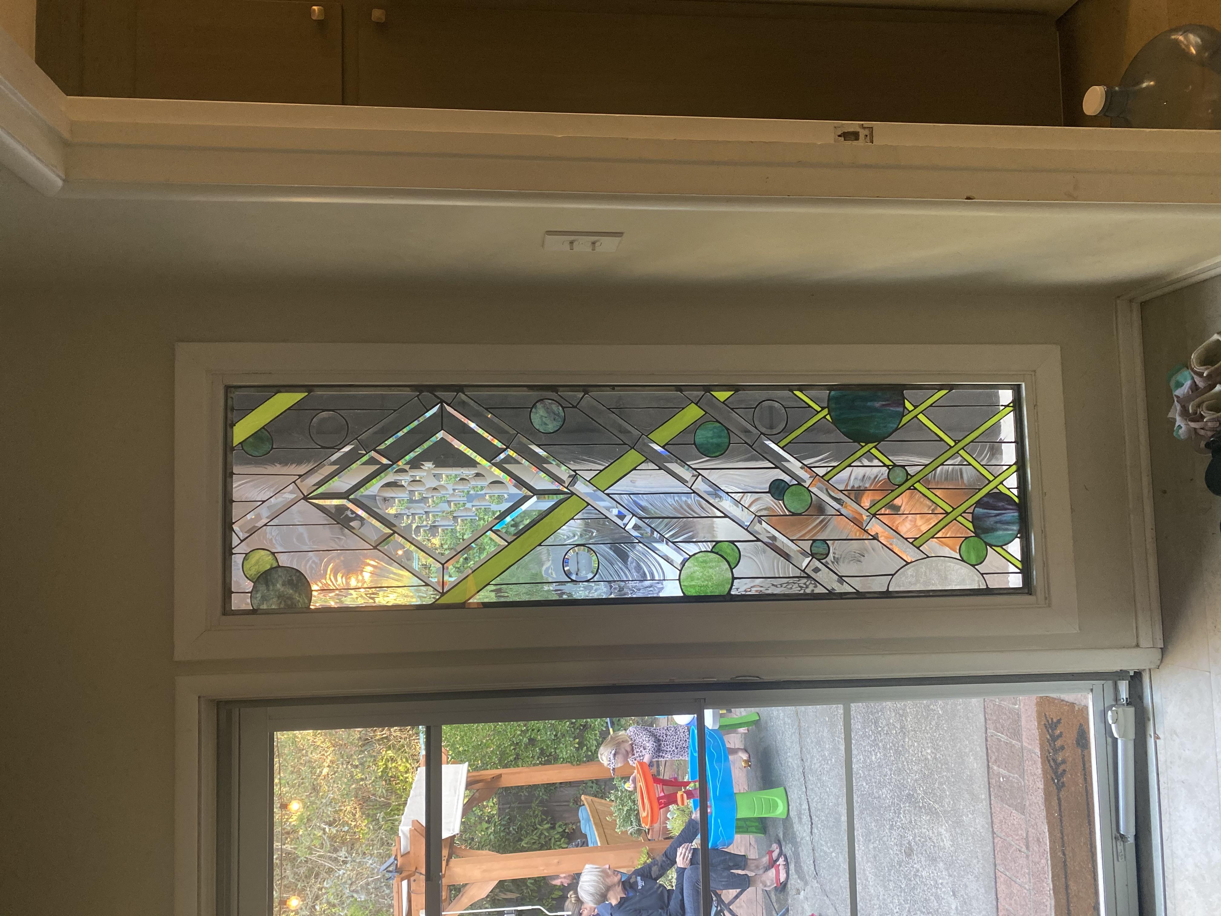 Sausalito reflections (full view)