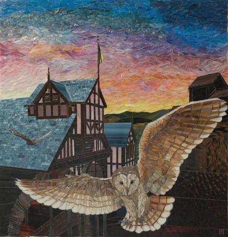 Owls Over the Elizabethan (a.k.a. Bard Owls)