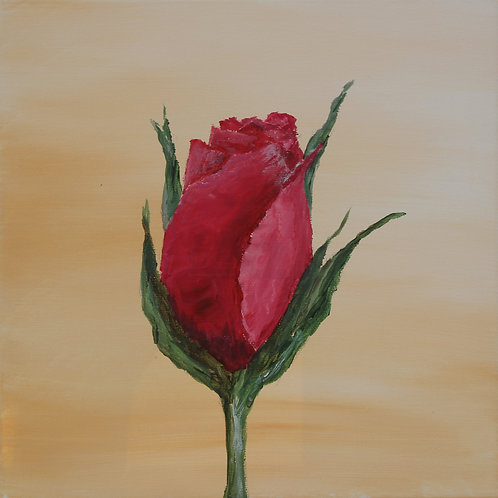 The Rose Collection (3 paintings)