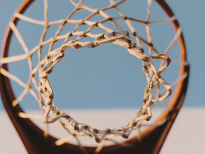 THIRD TIME'S A CHARM FOR THIS BASKETBALL-CATCHING ROBOT