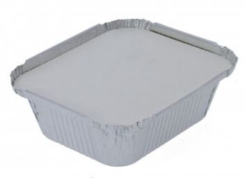 Lid for foil tray size 2