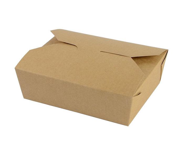 No.5 Kraft Food Carton – Compostable