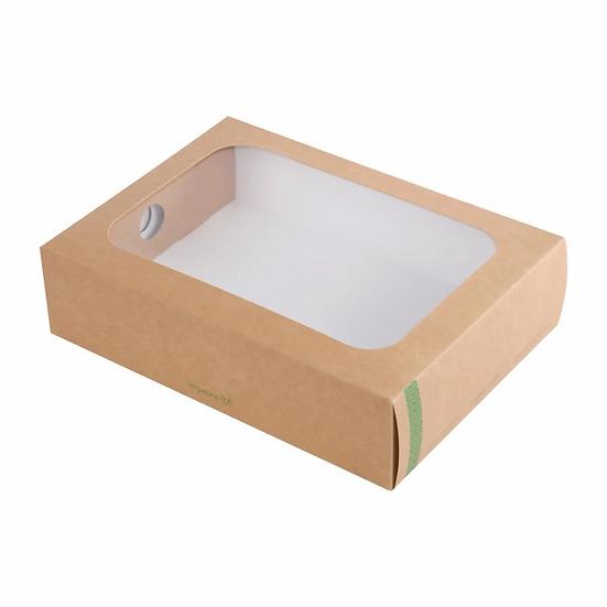 Vegware Platter Box (with insert) - Regular