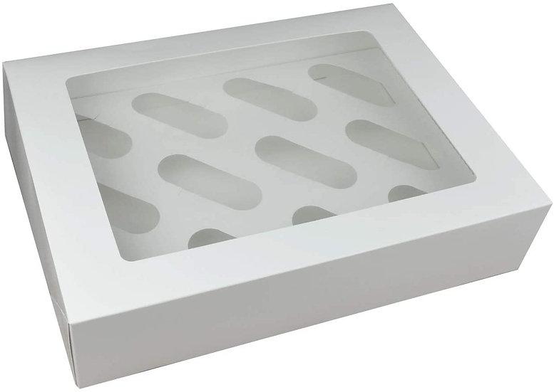 Cupcake box- holds 12cupcakes