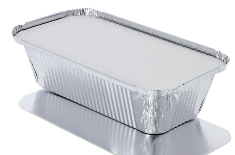 Lid for foil tray size 6A