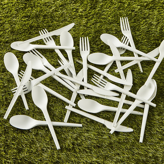 CPLA Compostable Cutlery