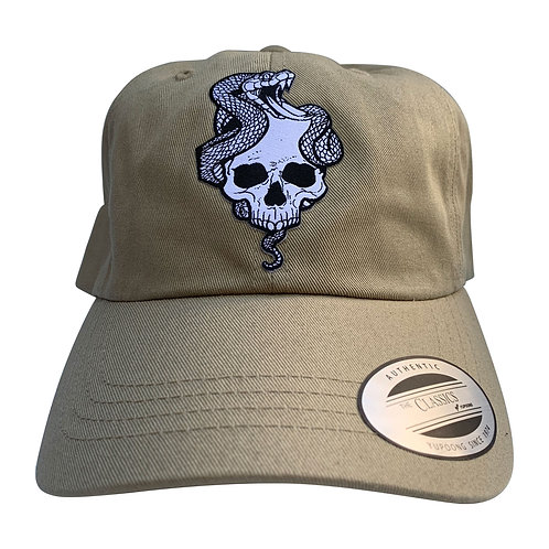 The Last Ones Dad Cap (khaki)