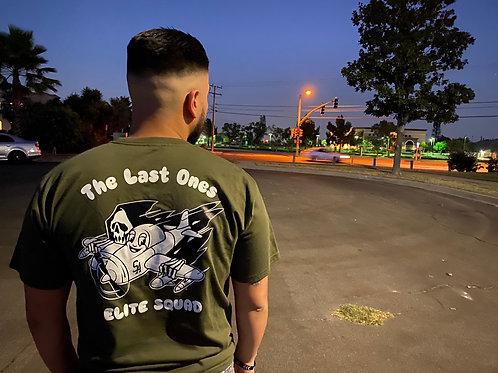 Elite Squad military green