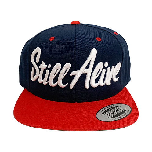 Still Alive Classic Navy/Red