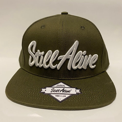 Still Alive Classic (Military Green)