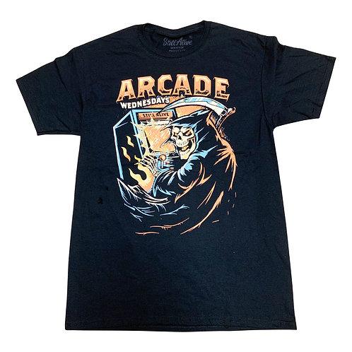 Arcade Wednesday X Still Alive Collab