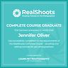 RealShoots Graduate social media - Jenni