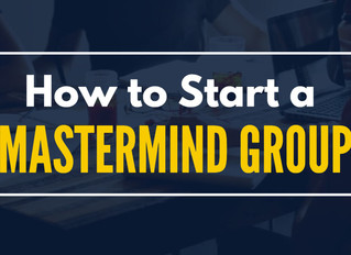 Should You Start A Mastermind Group?
