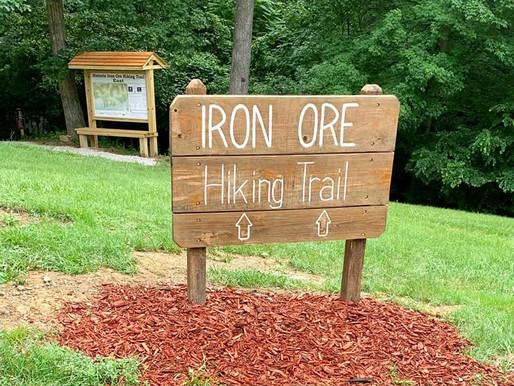 Iron Ore Hiking Trail