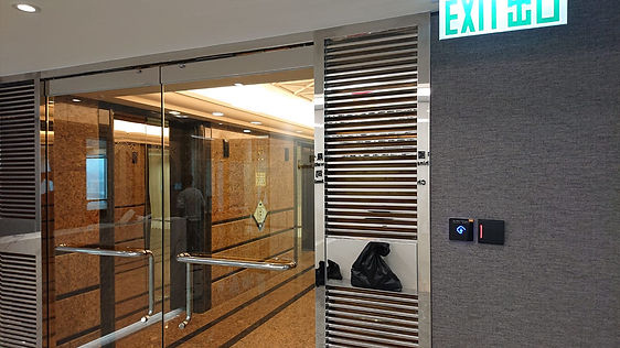Access Control for Company Main Door