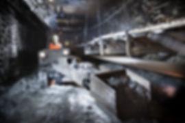 jaskinia wewnątrz