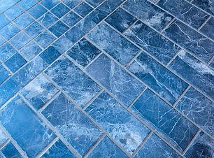 Piscina Tile Installation