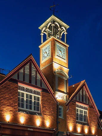 Wimbledon Village Clock Tower 1