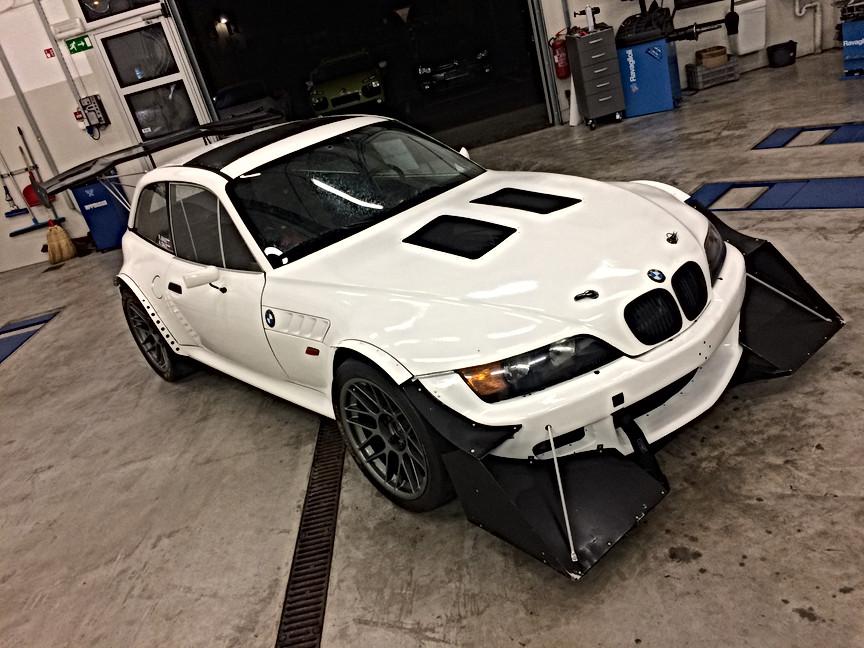 Complete race car build