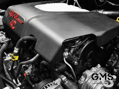 ALFA ROMEO - 4C - Carbon timing belt cover
