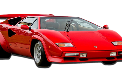 LAMBORGHINI - COUNTACH LP400 (series and older) - COMPLETE CONTROL ARMS REBUILD