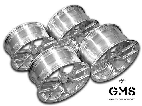 """GMS SLT Forged wheels 17"""" and 18"""""""