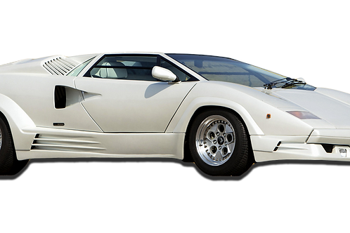 LAMBORGHINI - COUNTACH LP500 (series and newer) - COMPLETE CONTROL ARMS REBUILD
