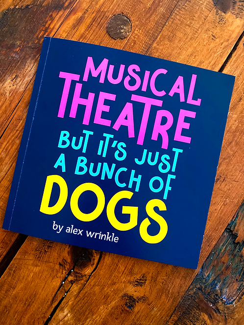 musical dogs: artbook