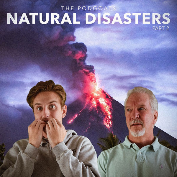 Natural Disasters Part 02 for Podbean.jp