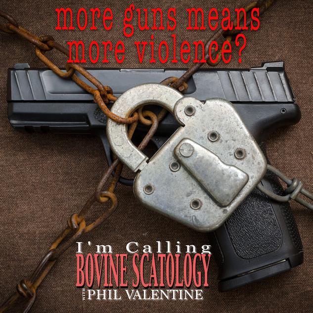 More Guns Means More Violence?
