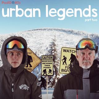 Urban Legends Part 2